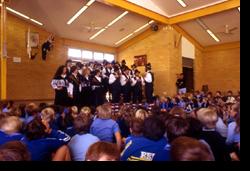 Il Gruppo in Australia