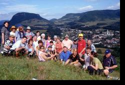 Il Gruppo in Brasile