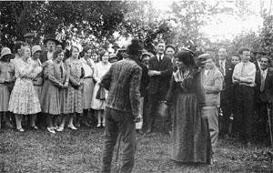 San Rocco 1930, colmello Socal-Piazzetta